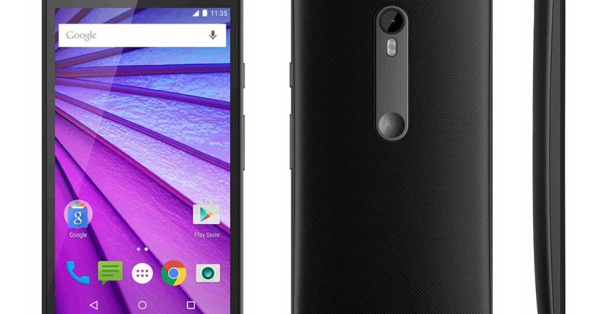 Motorola Moto G Google Play