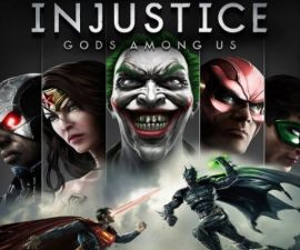 game Injustice