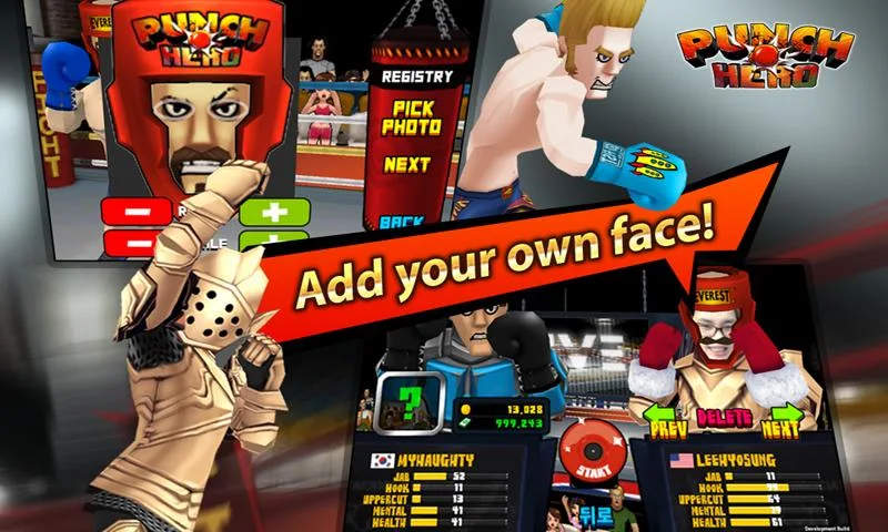 Punch Hero Modded Apk