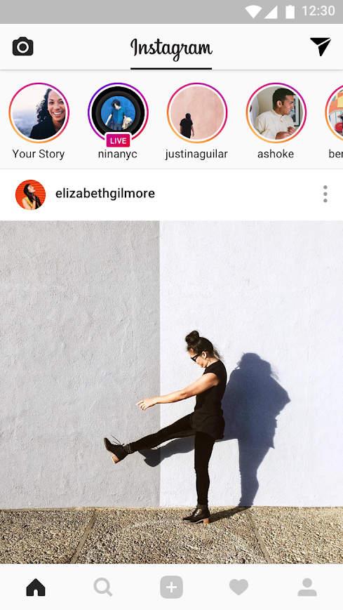 Modded Instagram