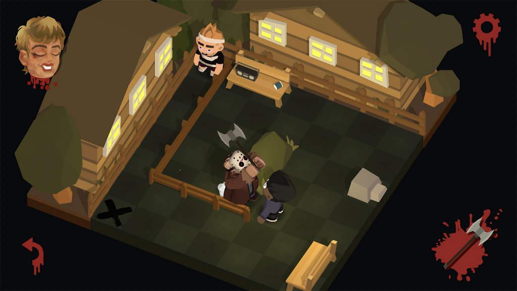 Friday the 13th Killer Puzzle Mod Apk