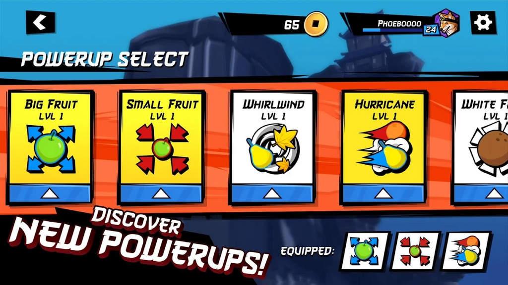 Fruit Ninja Fight Modded Apk