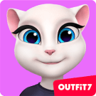 My Talking Angela Apk Mod v3.6.5.122 Hack