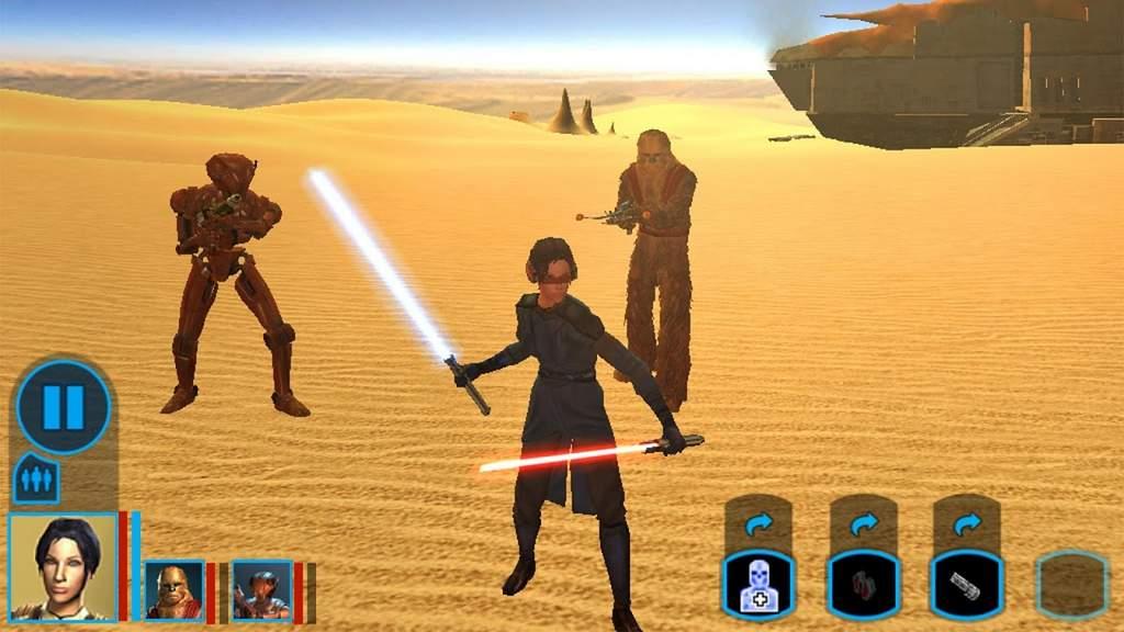 Star Wars KOTOR Apk Download