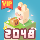 [VIP] 2048 Bunny Maker bunny city building Apk v1.0