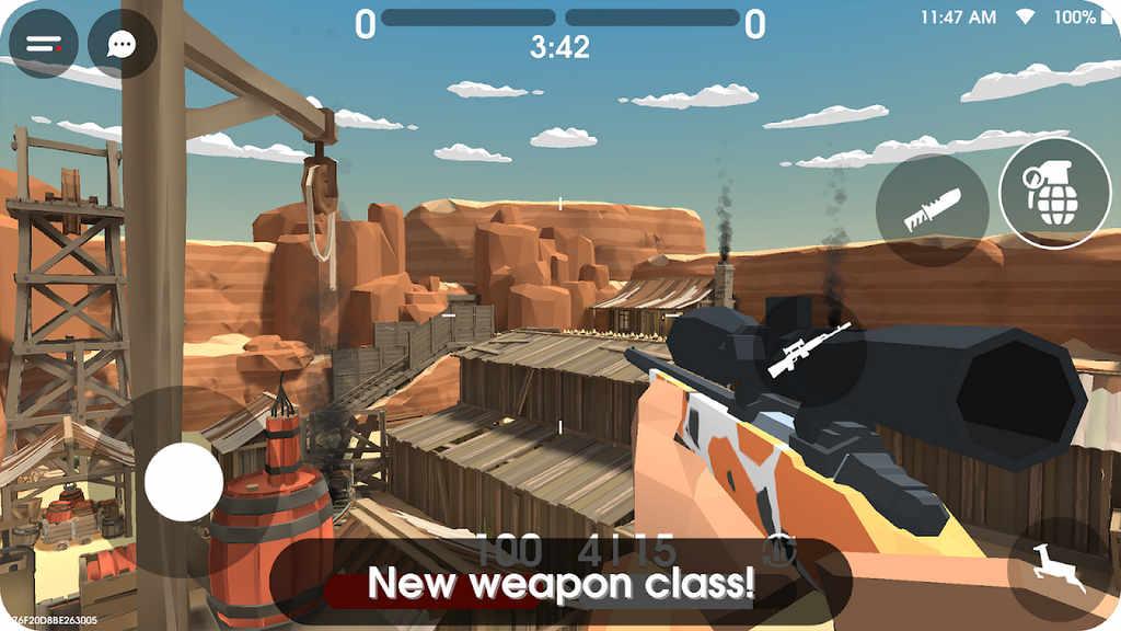 Danger Close - Battle Royale & Online FPS Apk