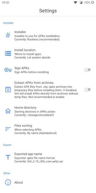Split APKs Installer (SAI) Mod Apk