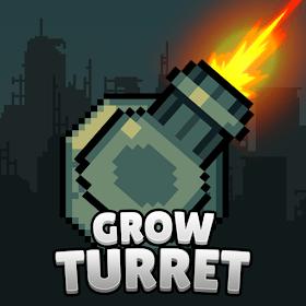 Grow Turret Mod Apk