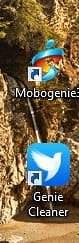 فتح برنامج mobogenie