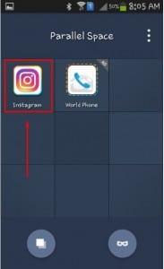 تحميل تطبيق Parallel Space تطبيق لفتح اكثر من حساب فيسبوك او 4واتساب