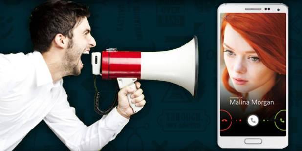 Caller Name Talker تطبيق ينطق اسم المتصل بك