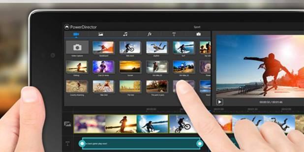 تطبيقات تعديل الفيديوهات