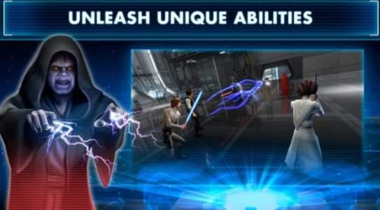 اخر إصدار من Star Wars Galaxy of Heroes