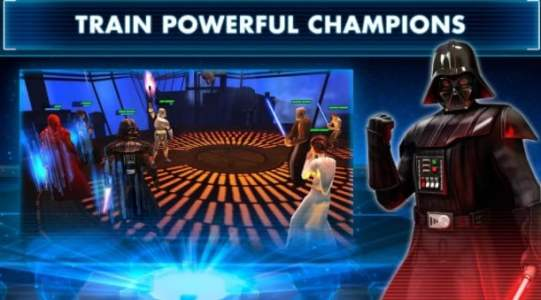 لعبة Star Wars Galaxy of Heroes