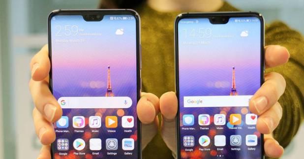 تعرف علي أسعار ومواصفات هاتف هواوي P20 و P20 Pro الجديد 2018