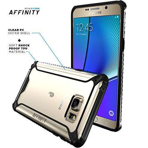 Poetic Affinity Series Premium Protective Case for Samsung Galaxy Note 5