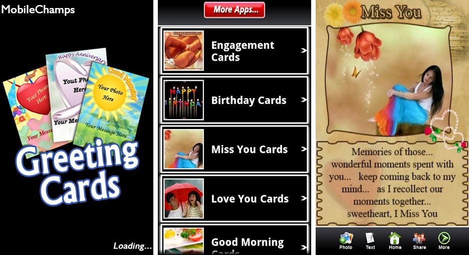 Best E Card Apps For Android Android Authority