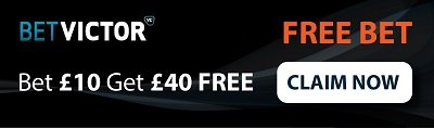 BetVictor free offer