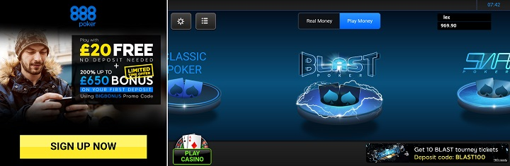 How to get the 888 Poker app on Android