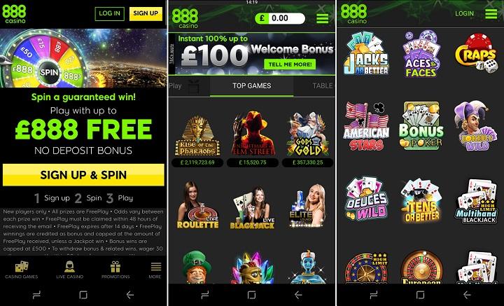 Casino 888 android свежие прошивки на голден интерстар 7800