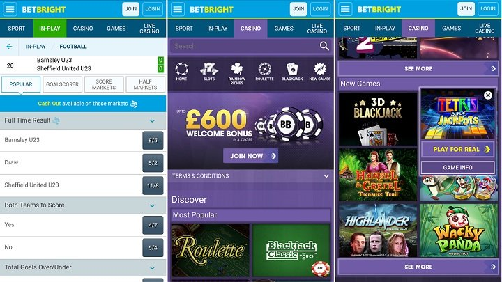 BetBright sold to 888