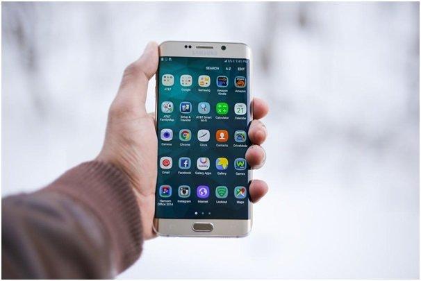 Samsung S device