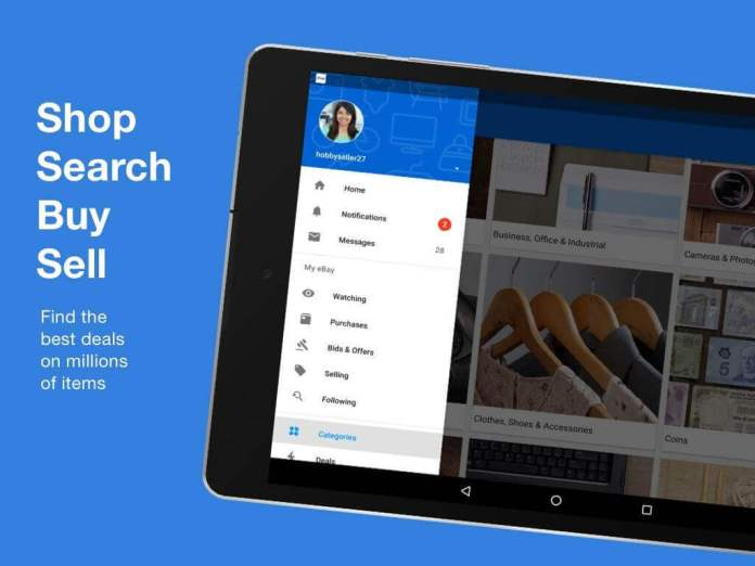 Top 6 Android Apps for an Awesome Online Shopping Experience 3
