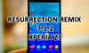 Install Official Resurrection Remix Android 7.1.2 Nougat Custom ROM On Sony Xperia Z1 1