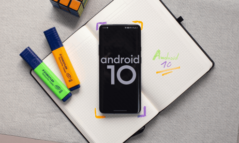Android 10 for OnePlus 7