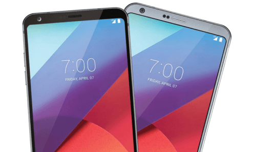 LG G6 Model Numbers and Country Variants