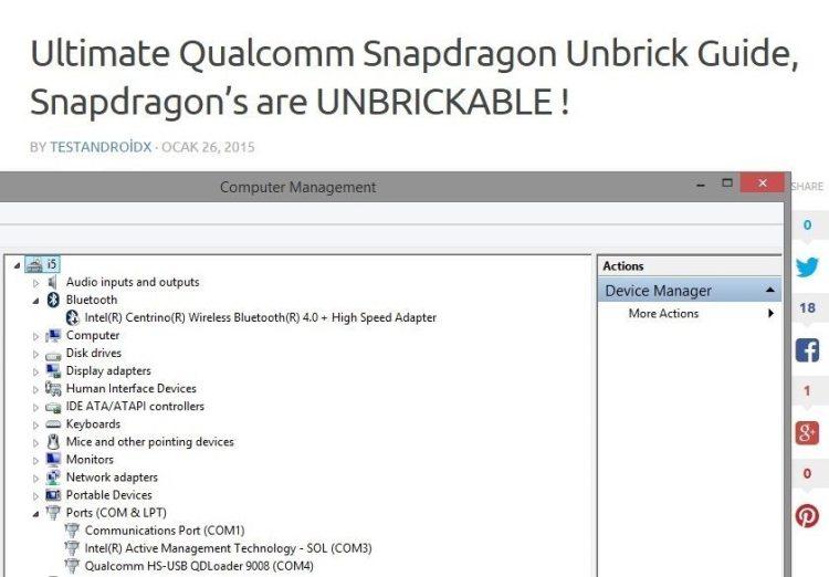 Qualcomm_HS-USB _QDLoader_9008