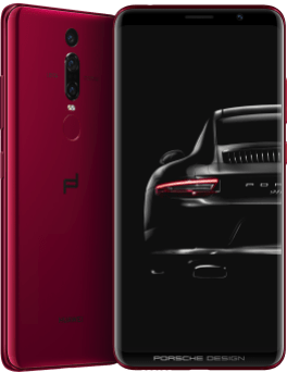 Huawei Porsche Design Mate RS_red