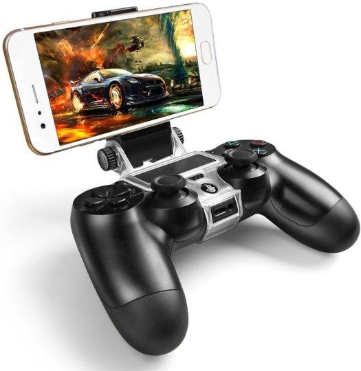 Icespring PS4 Controller Phone Clip