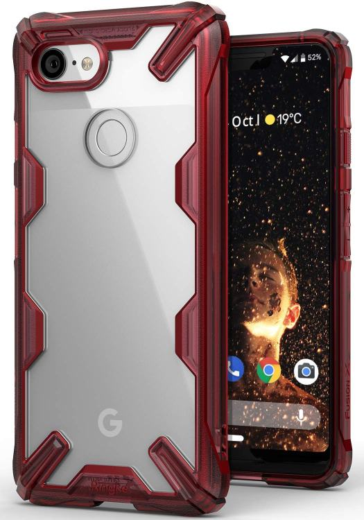 Ringke Fusion-X for Pixel 3 XL