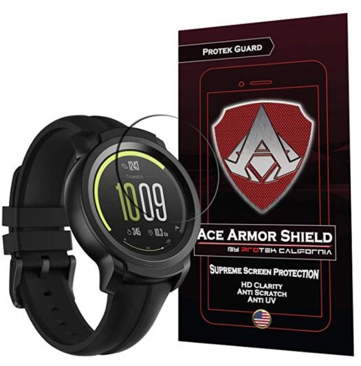 Best Screen Protectors for TicWatch S2 in 2020 10