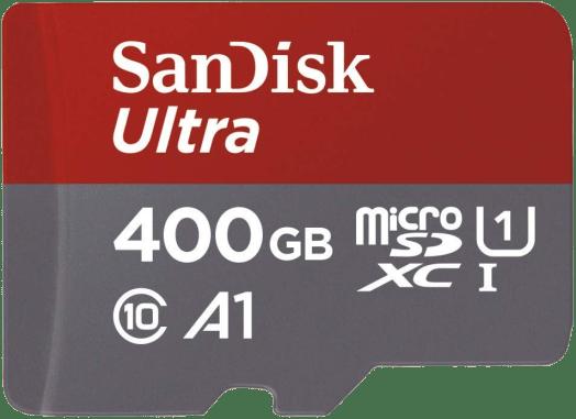 SanDisk Ultra 400GB microSD