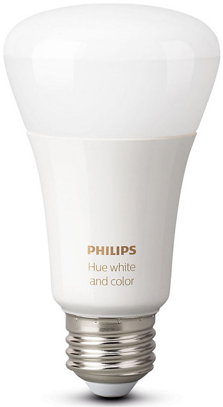 Philips Hue White and Color Ambiance A19