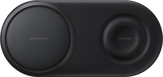 Samsung Duo Charger Pad Render