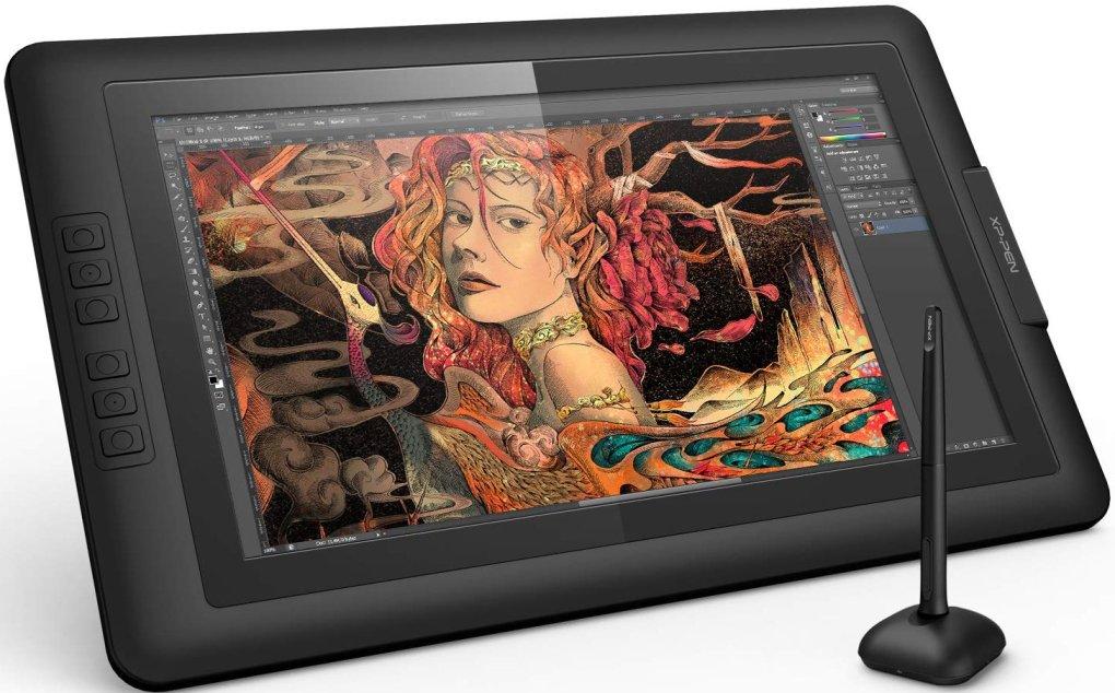 Xp Pen Ips Drawing Monitor 4m7j