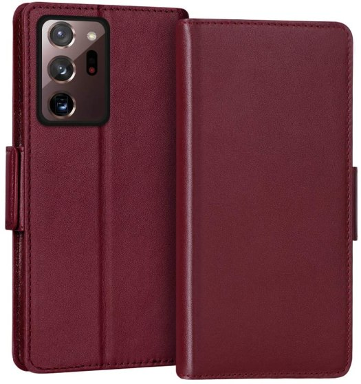 Best Leather Cases For Samsung Galaxy Note 20 Ultra 2020 4