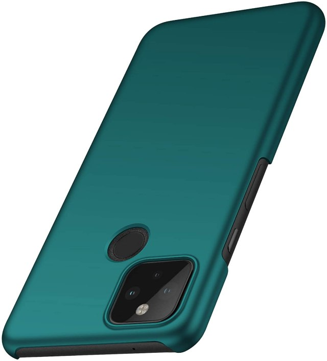 Anccer Colorful Series Pixel 5 Case