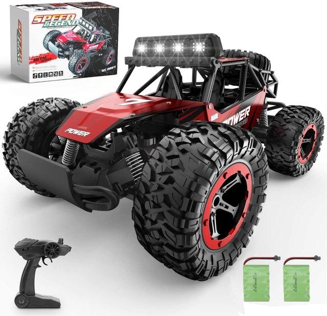 Bezgar 17 Toy Remote Control Car