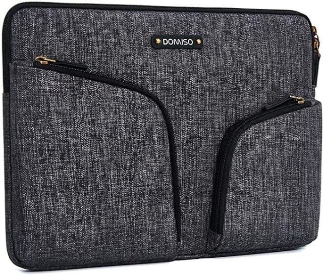 Domiso Waterproof Laptop Sleeve Back Handle