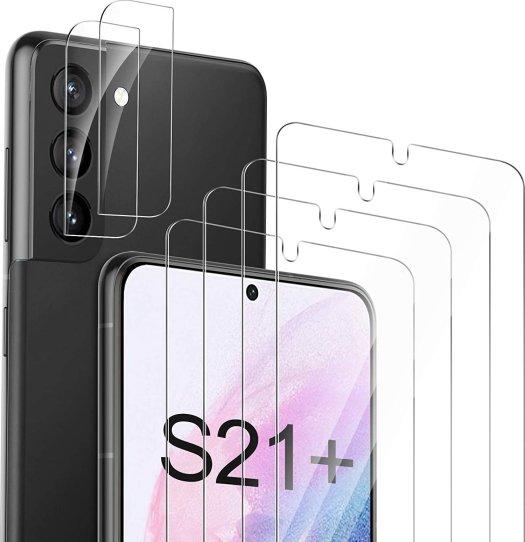 Best Samsung Galaxy S21 Plus Screen Protectors 2021 6