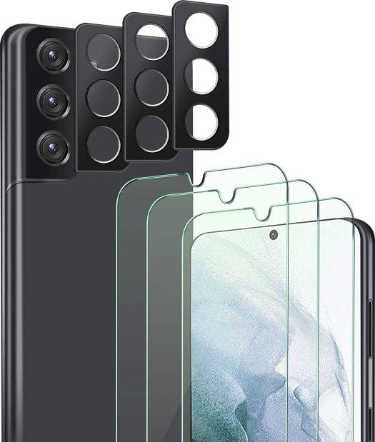 Best Samsung Galaxy S21 Plus Screen Protectors 2021 10