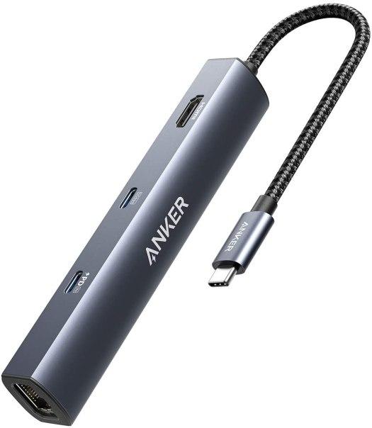 Anker PowerExpand 6-in-1 USB-C Hub