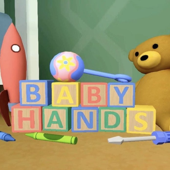 Baby Hands on App Lab for Oculus Quest 2