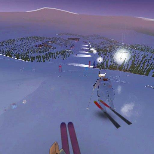 Descent Alps on App Lab for Oculus Quest 2