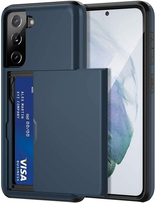 Jiunau Wallet Case Galaxy S