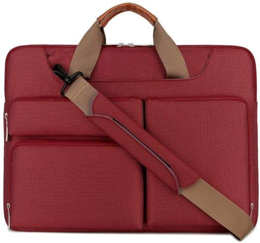 Lacdo Laptop Shoulder Bag Sleeve Case